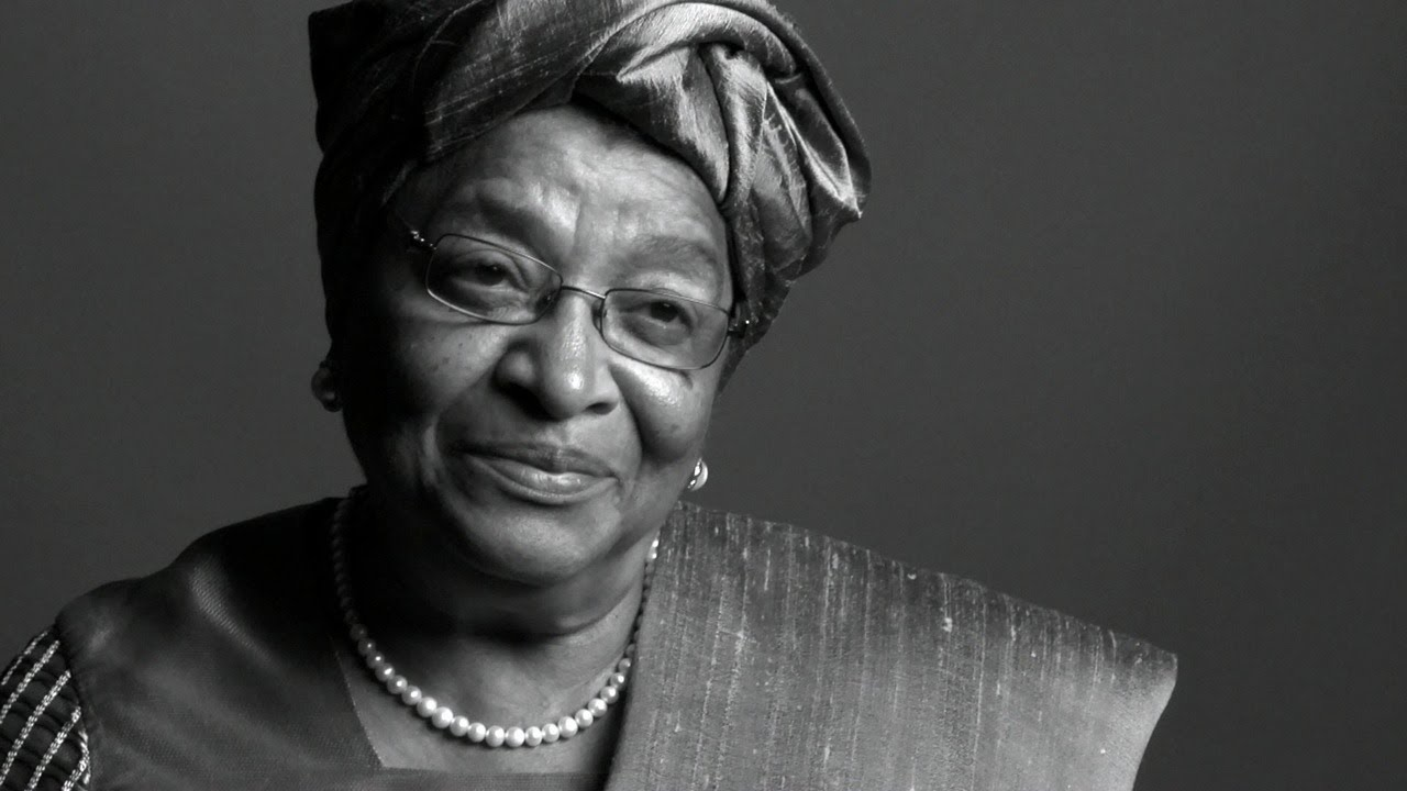 Honoring Ellen Johnson Sirleaf, Africa's First Elected Female President