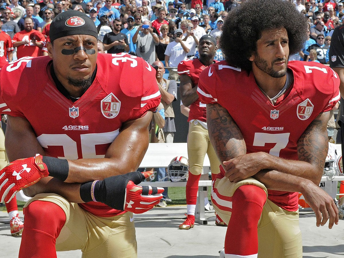 Trump's War on Peaceful Protest Infects the NFL