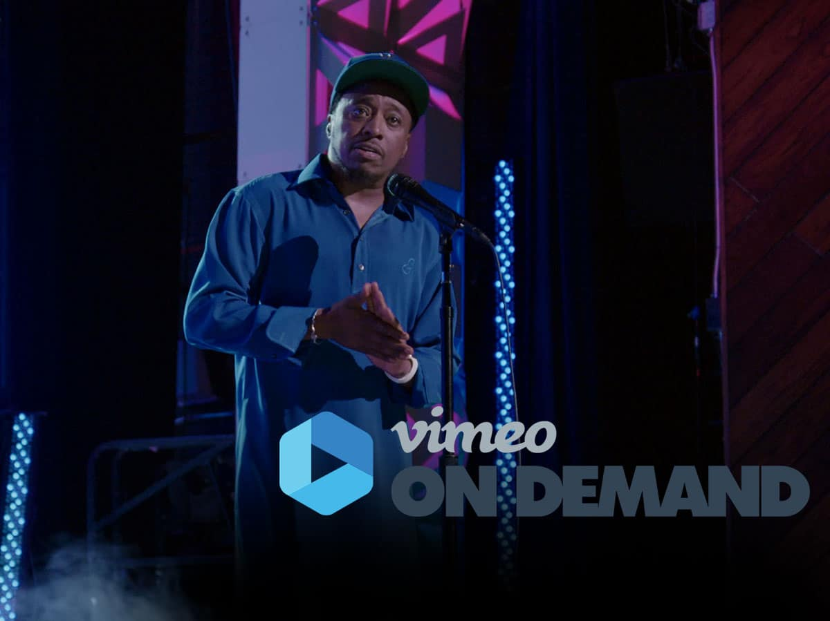 "Eddie Griffin Releases Comedy Special ""Undeniable"" Internationally"