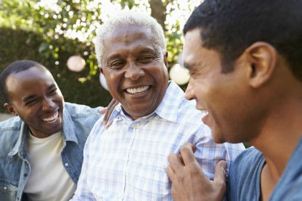7 Tips to a Long Life for African American Men