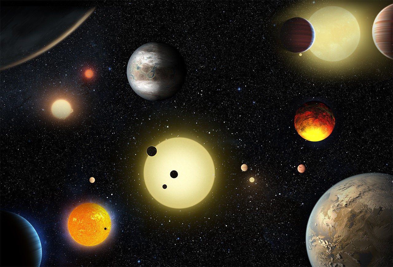 NASA's Search for Habitable Planets Continues